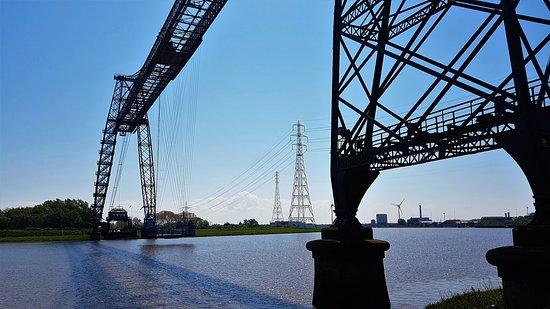 Newport Transporter Bridge : May 2018