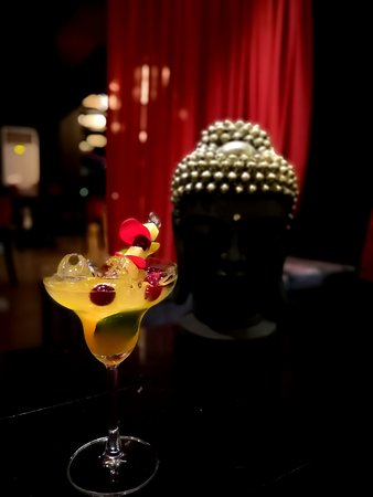 The Red Ginger : Cocktail