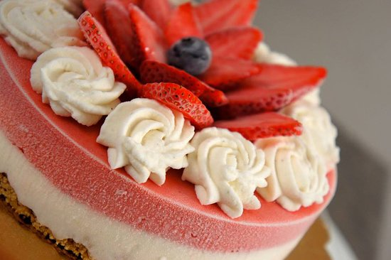 Bar Fod: torte gelato