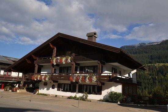 Hirschegg, Østerrike: Haus