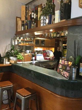 Ristorante Alla Griglia: Bar....