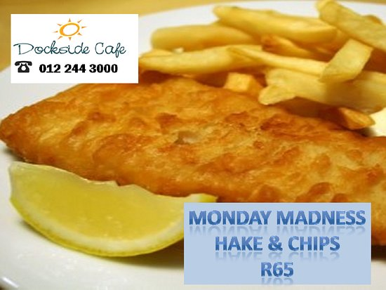 Dockside Cafe Harties Picture