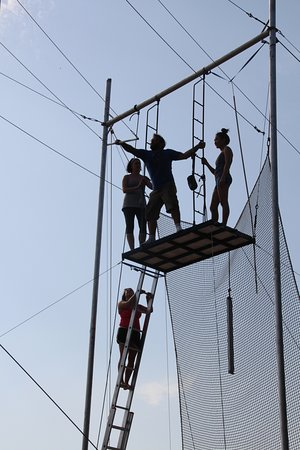 TLCC Trapeze School