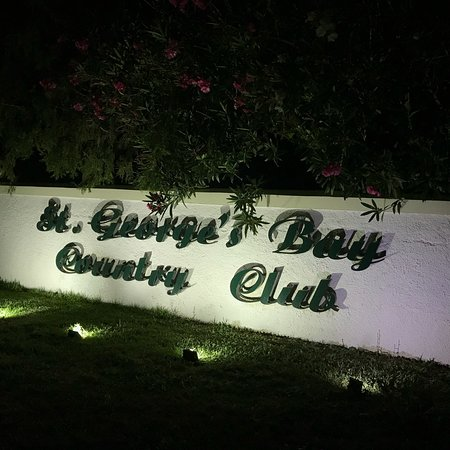 Foto de St. George's Bay Country Club