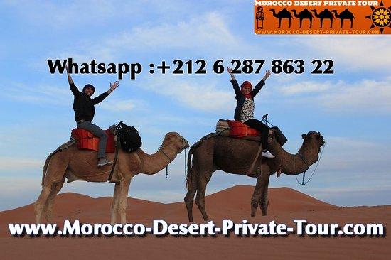 Morocco Desert Private Tour