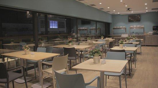 K29: Breakfast/Coffee Area.