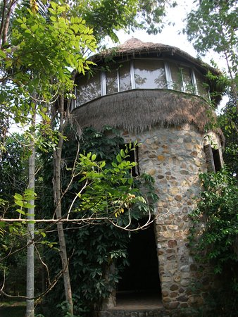 Ganesha Kampot Eco Guesthouse and More: The tower