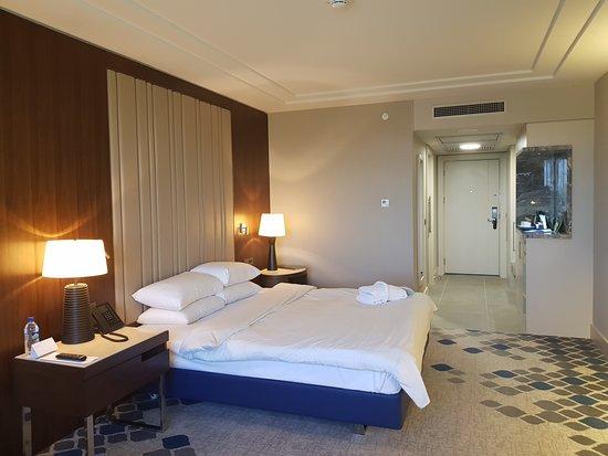 International Hotel Tashkent: Улучшенный номер