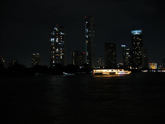River Barge: The river