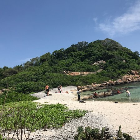 Pigeon Island National Park照片