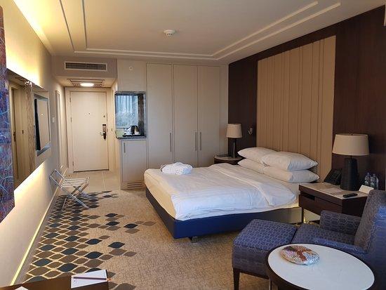 International Hotel Tashkent: Стандартный номер