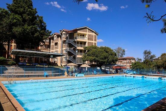 Good Swimming Pool U0026 Food   Methodist Resort