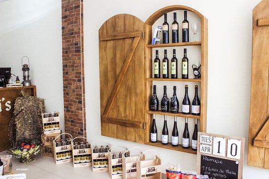Artesanali's: Vinhos Alvarinho