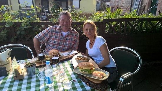 Hofstaetten, Niemcy: Ein kleiner Eindruck von unserem ersten Burger-Freitag! Jeden 2. und 4. Freitag im Monat ab 17:0
