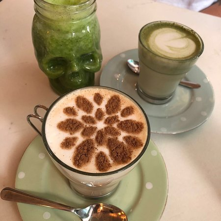 Nicolau Cafe照片