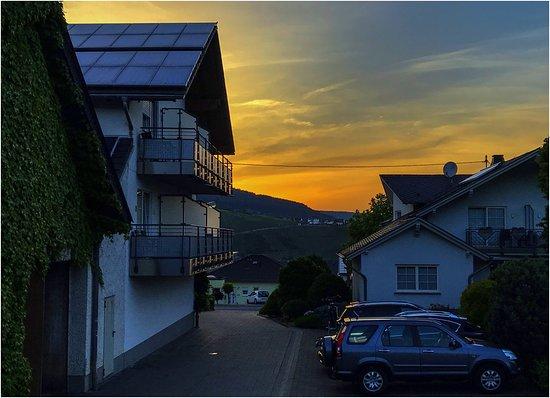 Brauneberg, Germany: Avondzon