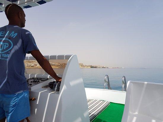 Dive Point Red Sea : Dive Point 1 (poste de commandement)
