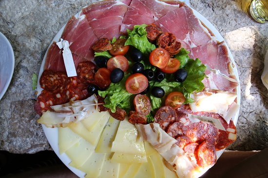 Volsonis : Meat platter