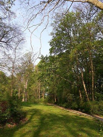 Stadt Park, Lutherstadt Eisleben, Alemania.