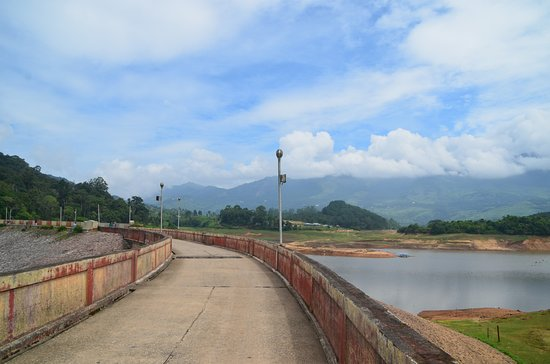 Anayirankal Dam Reservoir照片