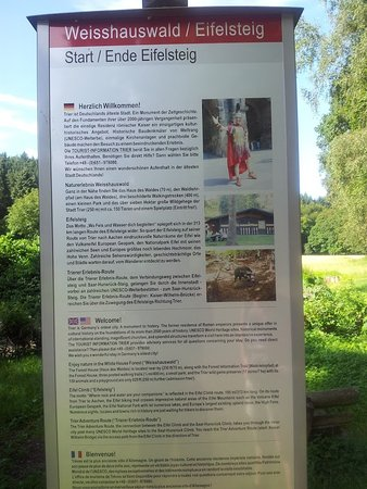 Roetgen, Germany: Am Ziel angekommen: Trier