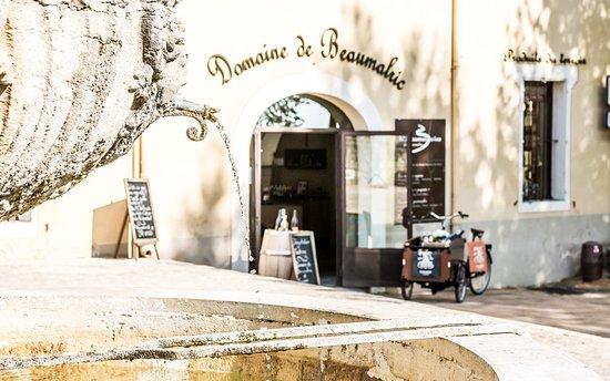 Caveau Xavier Vignon - Domaine de Beaumalric