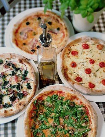Jaworzno, Poland: pizza