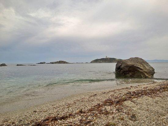 Ile des Embiez: Au nord de l'île