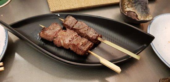 ToriYard: beef - yummy