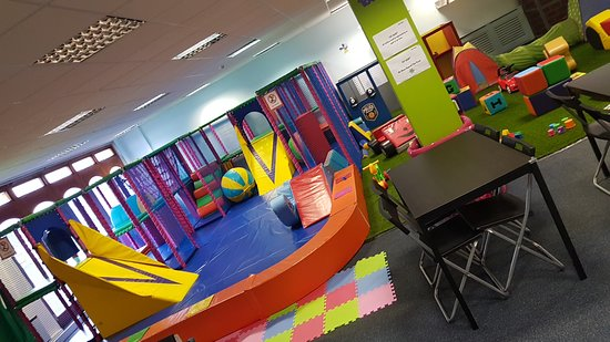 Tots Tower: Soft play and role play