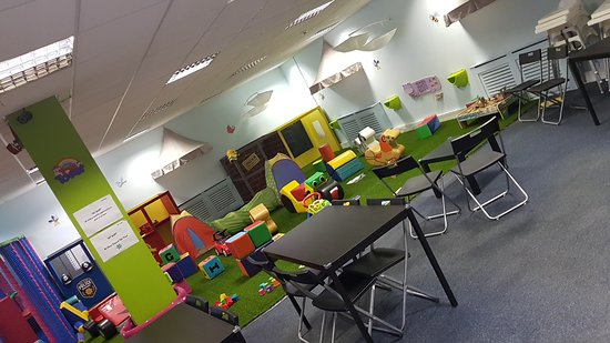 Tots Tower: Role play area