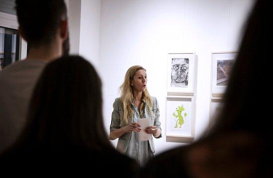 Papergirl Galerija Hub: exhibitions