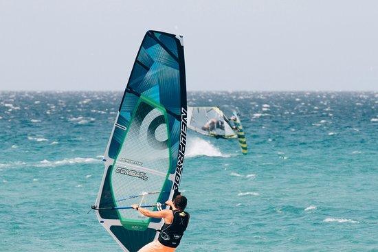 Crazysurf: виндсерфинг