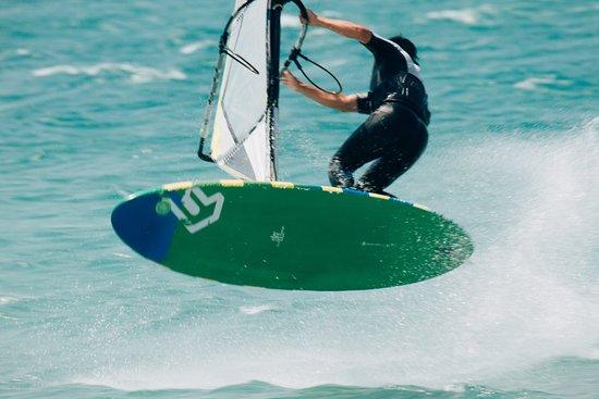 Crazysurf: windsurfing