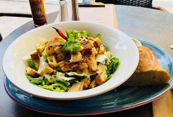 Enchilada Nürnberg: Ceasar's Salad