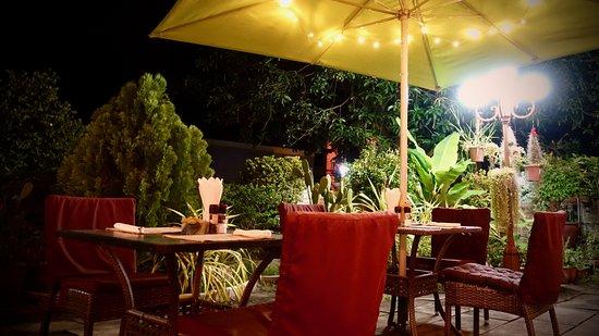 Karon Bistro terrace