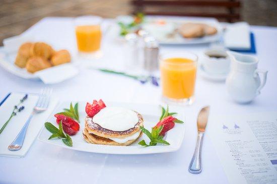 Apatsagi Rege Patisserie: Amerikai palacsinta / American pancake