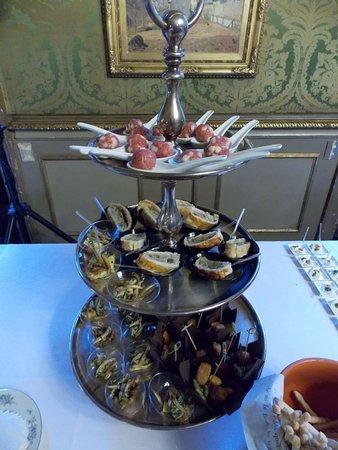 Stefano Fanti : buffet aperitivo