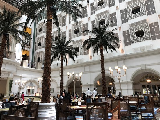 ITC Maratha, Mumbai - a Luxury Collection Hotel: Coffee Shop
