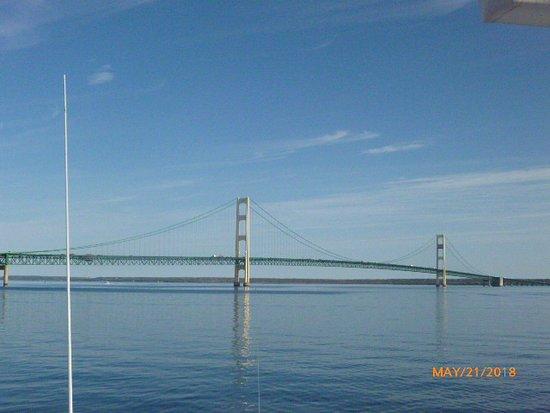 Star Line Mackinac Island Ferry照片