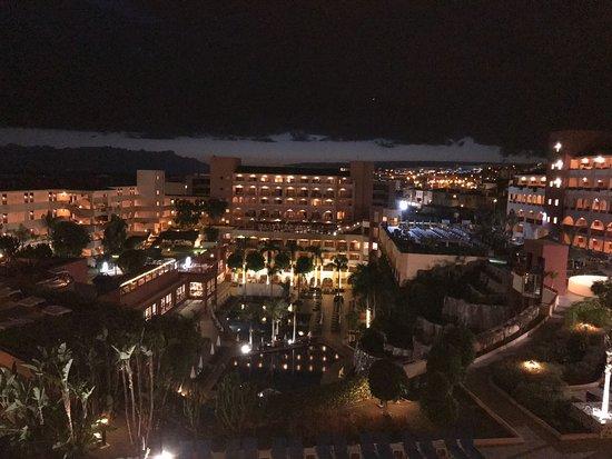 Hotel Best Jacaranda: Aussicht vom Balkon