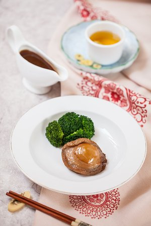 Shang Palace - Cantonese Restaurant : Abalone