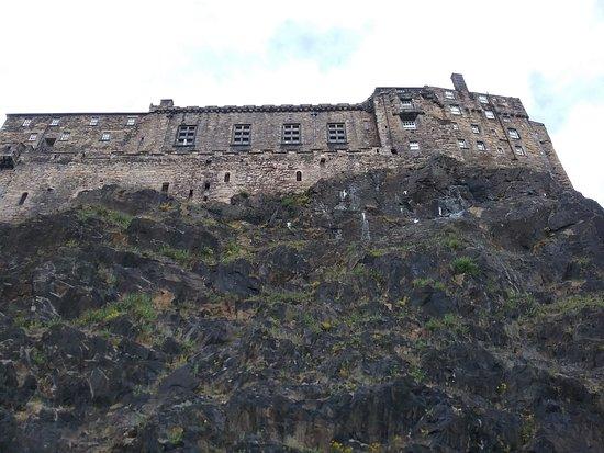 ปราสาทเอดินเบิร์ก: Edinburgh Castle