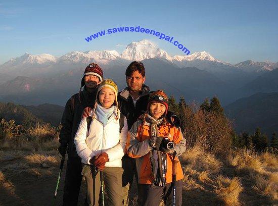Sawasdee Nepal Treks and Tours: we do arrange white water Rafting by Sawasdee Nepal.