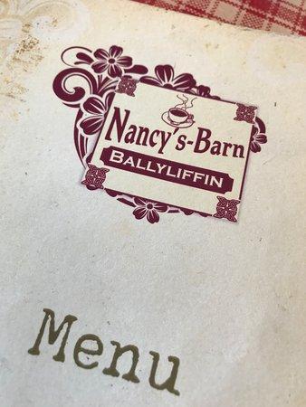 Ballyliffin, Ireland: Extensive Menu