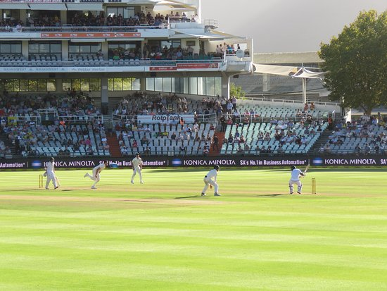 PPC Newlands Cricket: In play
