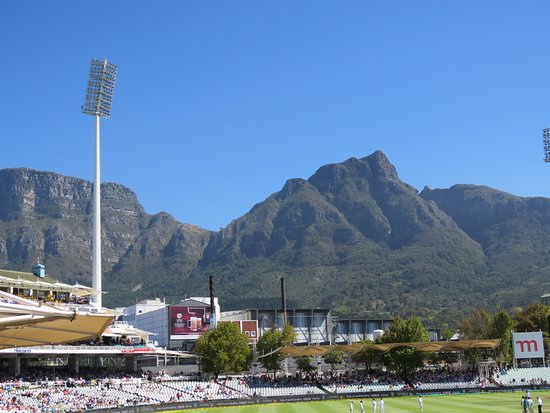 PPC Newlands Cricket: The brewery and the mountain