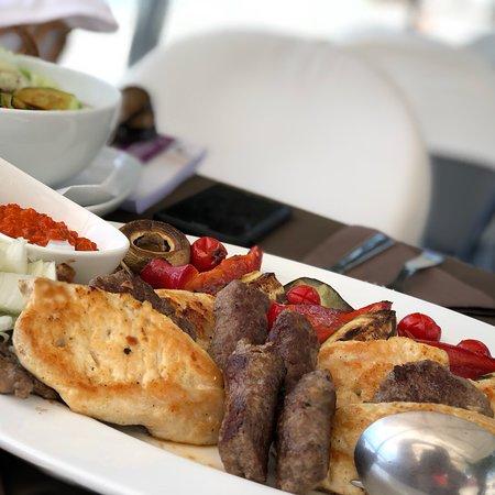 Kod Irene: Great lunch, grass-fed meat