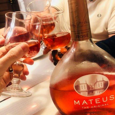 Restaurante Rosa & wine Foto