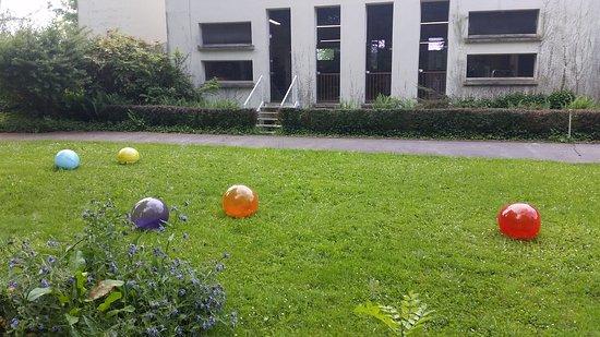 Verrerie d'art: Jardin2